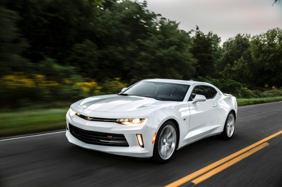Chevy Offers Gen Six Camaro Accessories and Performance Parts ...