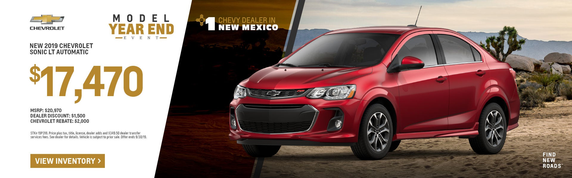 Galles Chevrolet In Albuquerque Is Truck Country
